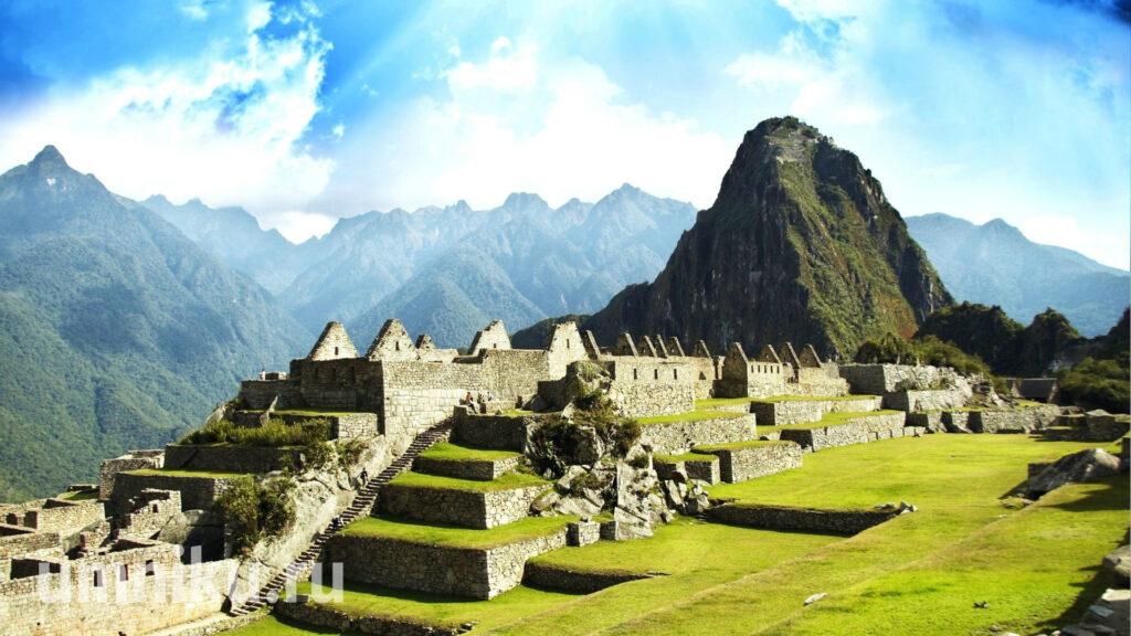 Древний город Мачу-Пикчу: фото