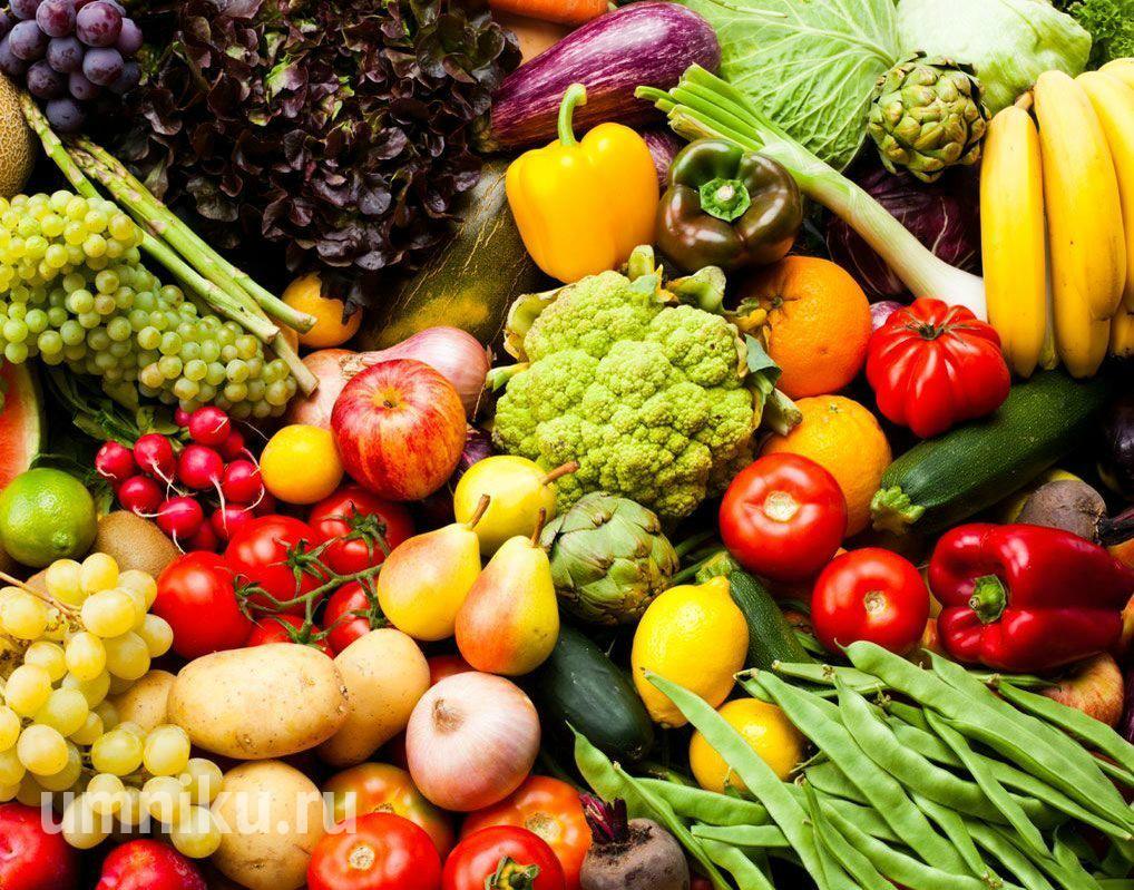 Список ГМО продуктов
