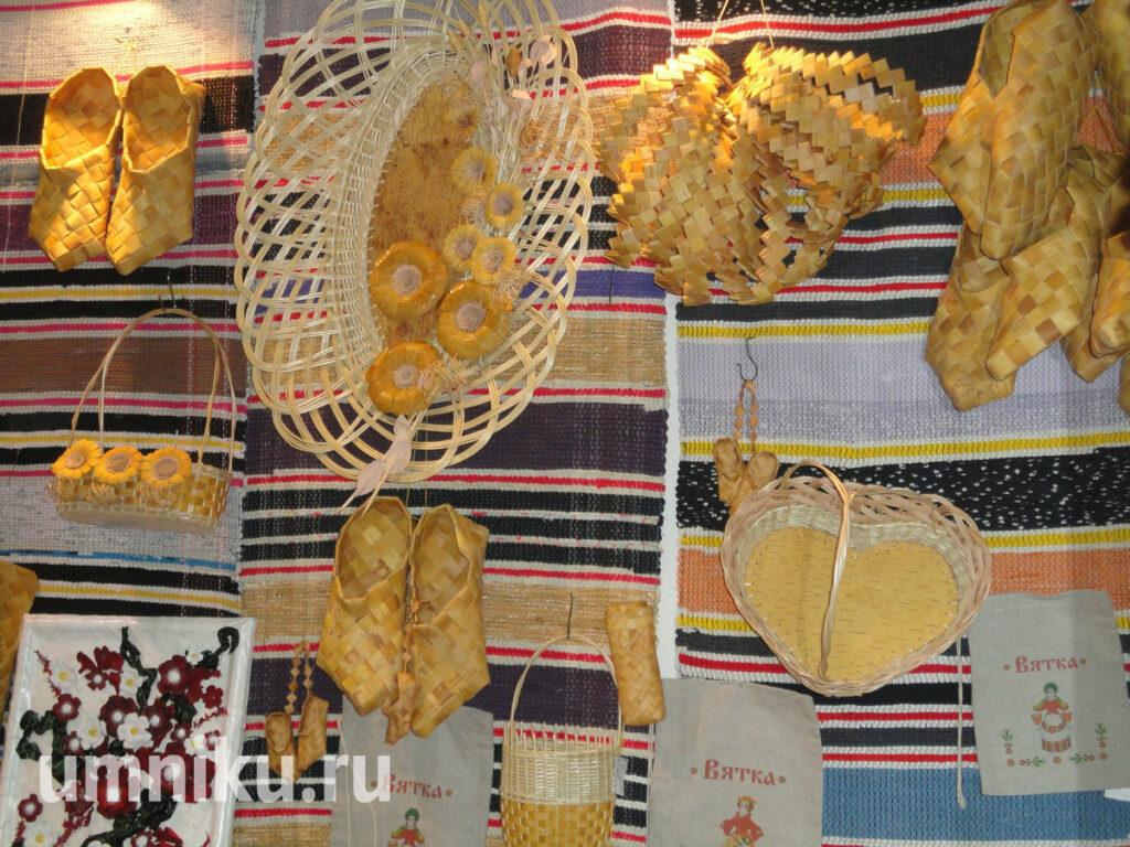 плетение из лыка
