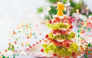 Новогодние рецепты разных стран